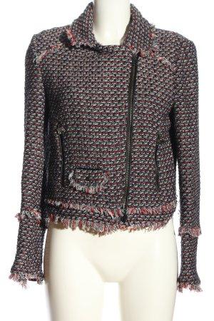 TRF Outwear Übergangsjacke meliert Casual-Look