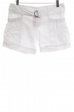 TRF Shorts weiß Casual-Look