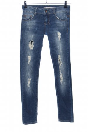 TRF Skinny Jeans blau Casual-Look
