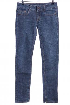 TRF Slim Jeans blue casual look