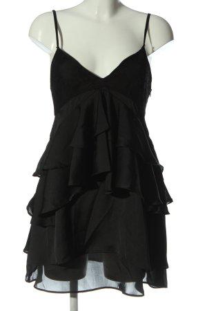 TRF Trägerkleid schwarz Elegant