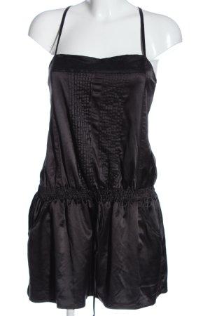 TRF Sukienka na ramiączkach czarny W stylu casual