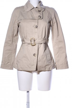 TRF Trenchcoat creme Casual-Look