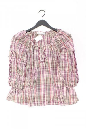 Oversized blouse veelkleurig Katoen