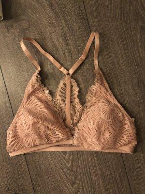 H&M Bra dusky pink