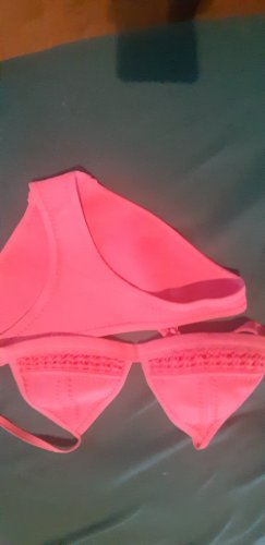 Triangl Bikini roze