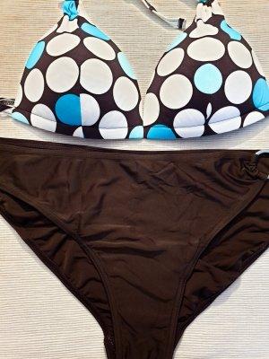 Triangle Bikini Set mit 2 dazugehörigen Hosen