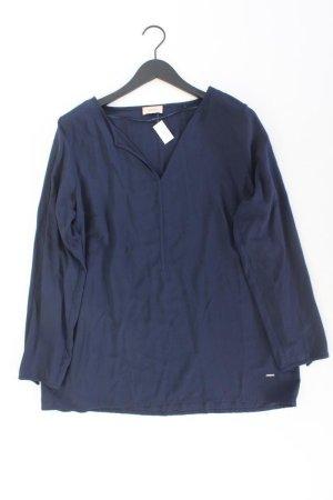 TRIANGLE Bluse blau Größe 44