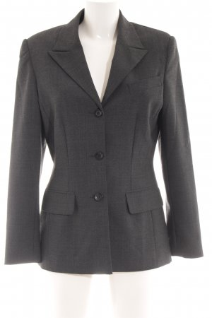 Triangle Boyfriend-Blazer dunkelgrau meliert Business-Look