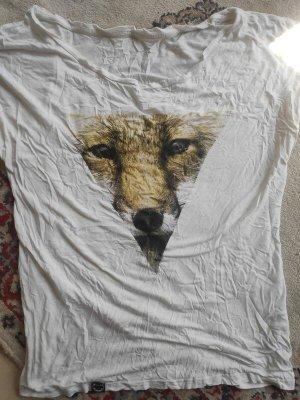 Triangle Fox Marken Shirt von Pretty Sucks