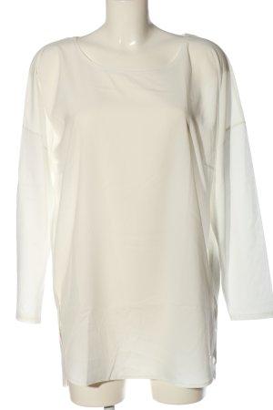 Triangle Schlupf-Bluse wollweiß Elegant
