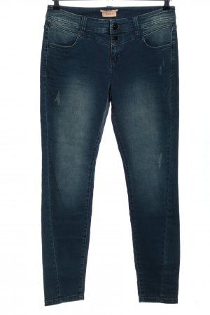 Triangle Skinny Jeans blau Casual-Look
