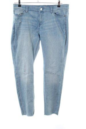 Triangle Skinny Jeans blau Casual-Look