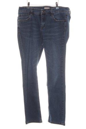 Triangle Slim Jeans stahlblau klassischer Stil