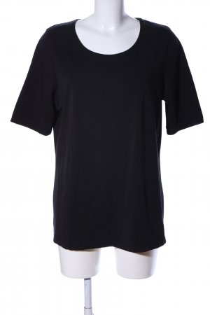 Triangle T-Shirt schwarz Casual-Look