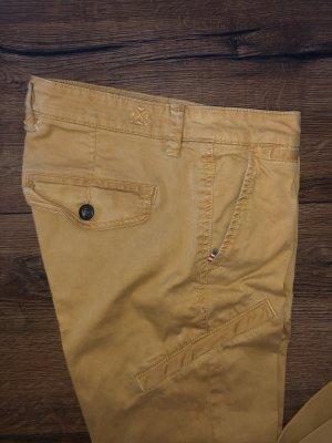 Tribeca New York Cargobroek zandig bruin-geel