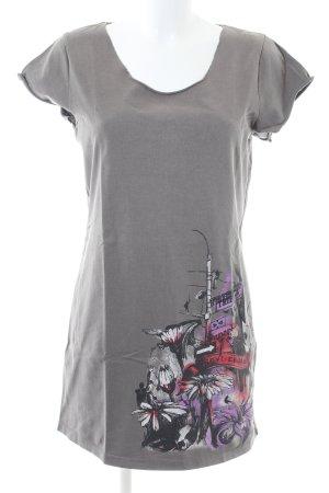 Tribeca New York Longshirt Motivdruck Casual-Look