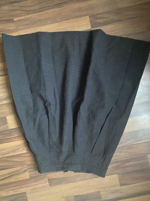 H&M Spódnica z koła czarny