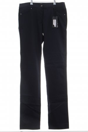 Tricot Chic Stoffhose schwarz Casual-Look