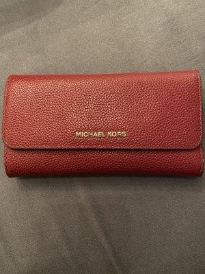 Trifold-Brieftasche von Michael Kors
