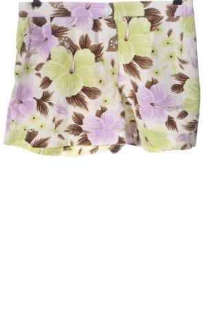 Trigema Hot Pants allover print casual look