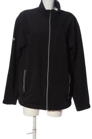 Trigema Between-Seasons Jacket black casual look