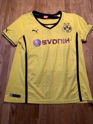 BVB Camisa deportiva amarillo-negro