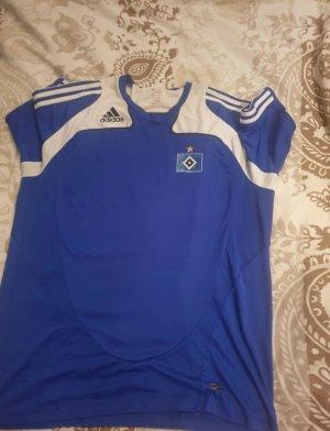 Adidas Camisa deportiva azul