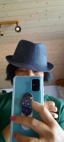 Trilby dark blue