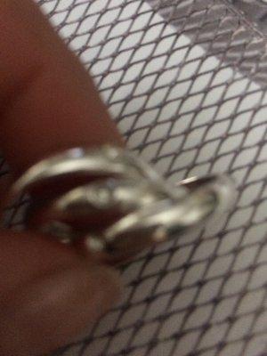 Trinity Ring aus Mailand