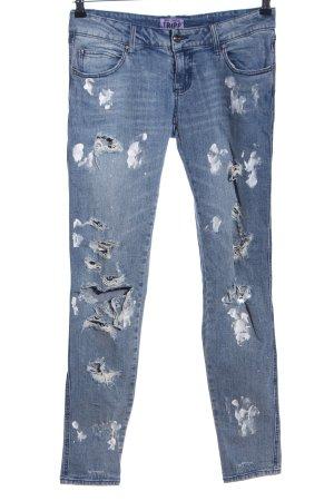 Tripp NYC Slim Jeans blau Casual-Look