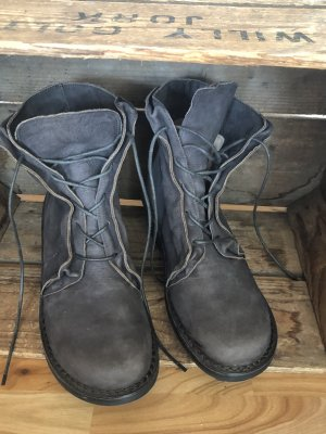 trippen Ankle Boots grey leather
