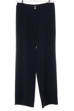 Tristano Onofri Pantalon zwart zakelijke stijl