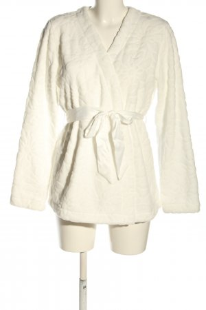 Triumph Cardigan creme Allover-Druck Casual-Look