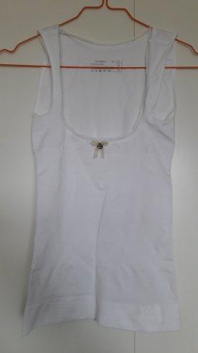 Triumph Dirndl Shape Shirt Shapewear weiß Gr. S