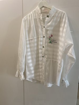 Triumph Blusa-camisa blanco