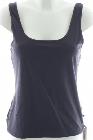 Triumph schulterfreies Top braunviolett Casual-Look