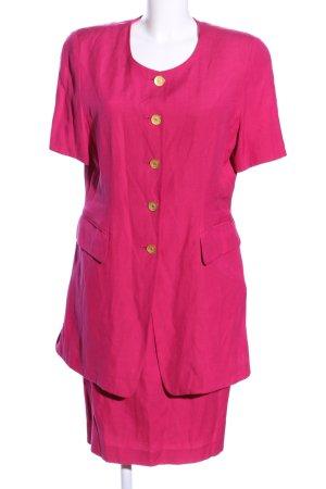 Trixi Schober Kostüm pink Business-Look