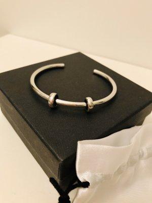 Trollbeads Bracelet de bras argenté argent
