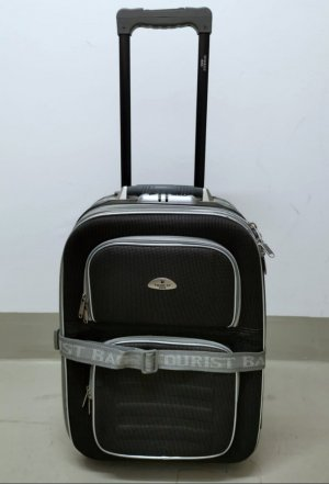 Valise gris anthracite