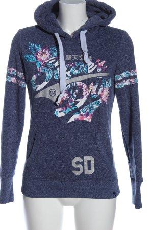 tropical paradise Sweatshirt meliert Casual-Look