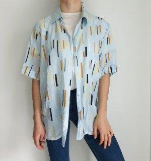 tru blau schwarz 50 Hemd True vintage Bluse oversize pulli pullover jacke hoodie sweater mantel trenchcoat top Shirt