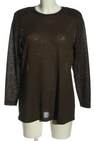 tru Schlupf-Bluse bronzefarben Casual-Look