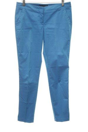 Tru Trussardi 7/8-Hose kornblumenblau Casual-Look