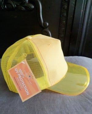 Gorra de béisbol amarillo