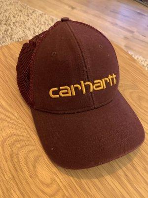 Carhartt Berretto da baseball viola-carminio