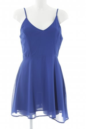 True Decadence A-Linien Kleid blau Elegant