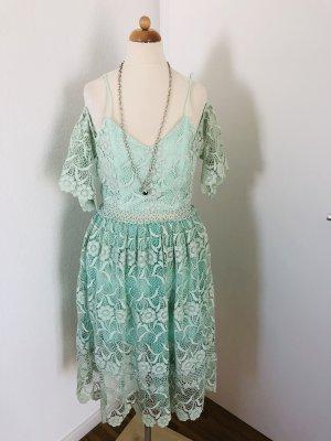 True Decadence Kleid Spitze 38 M mint statt 190 eur Sommer