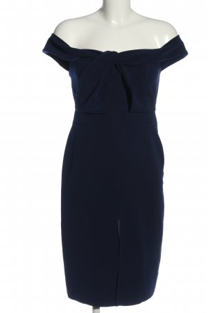True Decadence Minikleid blau Casual-Look