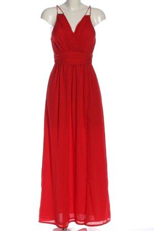 True Decadence Trägerkleid rot Elegant